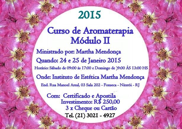 Aromaterapia mod. II-001